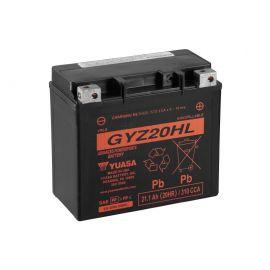 Batería Yuasa GYZ20HL Alto rendimiento