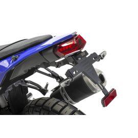 Portamatrículas Puig para Yamaha XTZ 700 Tenere 19-21