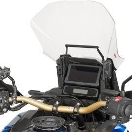 Barra soporte Givi FB1178 para GPS/Smartphone en Cúpula para Honda CRF1100L Africa Twin Adventure Sports 2020