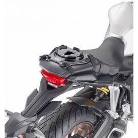 Base anclaje universal sillin Givi S430 para sistemas Tanklock y Tanklocked