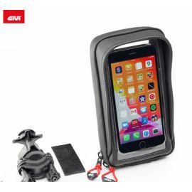 Funda Porta Smartphone Givi S958B Universal Impermeable
