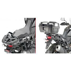 Soporte baúl trasero Givi Monolock/Monokey para Suzuki V-Strom 1050 20-20