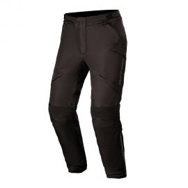 Pantalones Alpinestars Gravity DryStar Negros