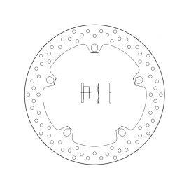 Disco de freno Brembo serie Oro con casquillos 168.B407.D6