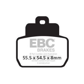 Pastillas de freno EBC Sinterizadas SFA425HH