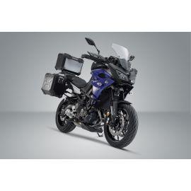 Kit completo de protección SW Motech Adventure para Yamaha MT-09 Tracer 16-17