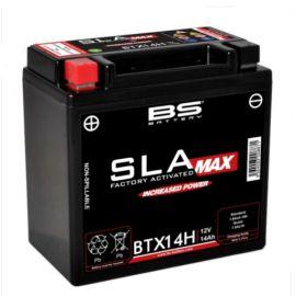Batería BS BTX14H Alto rendimiento