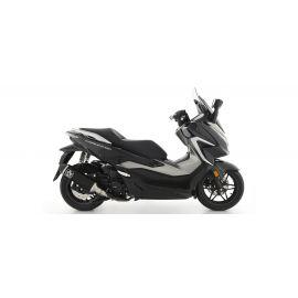 Escape homologado Arrow Urban Dark/Dark para Honda Forza 350 2021