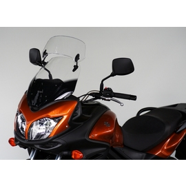 Deflector universal MRA X-Creen para cúpula moto