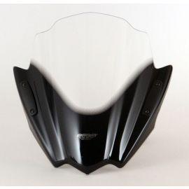 Cúpula MRA para Kawasaki ER-6N 2009> y Suzuki Bandit 650 05> (Anclaje incluido)