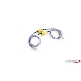 Kit de resistencias 3.9 ohms/25W Puig 4280O para intermitentes de Leds