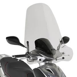 Cúpula transparente Givi 441A para moto Kymco Agility 50-125-200 R16 08-13 Agility 125-200 R16+ 14>
