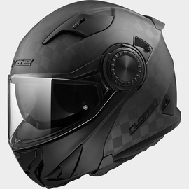 Casco modular LS2 Vortex Carbono Mate