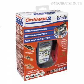 Cargador de baterias Optimate 2 TM 420