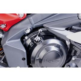 Tapón de aceite motor Puig 6156 Hi-Tech para motos DUCATI, HONDA, KAWASAKI y TRIUMPH (Ver modelos compatibles)