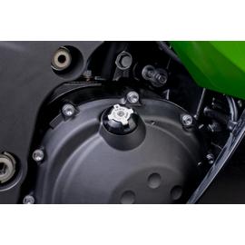 Tapón de aceite motor Puig 6158 Hi-Tech para motos KAWASAKI (Ver modelos compatibles)