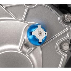 Tapón de aceite motor Puig 6777 Hi-Tech para motos Aprilia (Ver modelos compatibles)