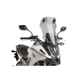 Cúpula ahumada Puig Touring 8911H (Con visera) para moto Honda NC 750X 2016>
