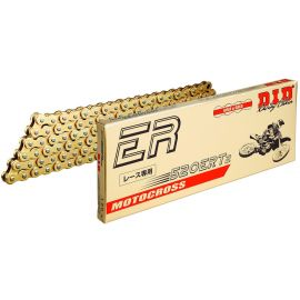 Kit arrastre DID Super Reforzado para Derbi Senda R,SM DRD 50 02-05/Senda SM Black Edition 50 03-05