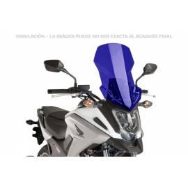 Cúpula Puig Touring 8910 para moto Honda NC 750X 16-20