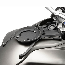 Anclaje Givi BF15 para bolsas Givi Tanklock para BMW F 650 / 700 / 800 GS 08-18