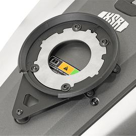 Anclaje Givi BF24 para bolsas sobredepósito Givi/Kappa Tanklock para moto Yamaha XSR700 2016