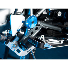 Kit tapones protectores chasis Lightech CFT017 para moto BMW R1200GS