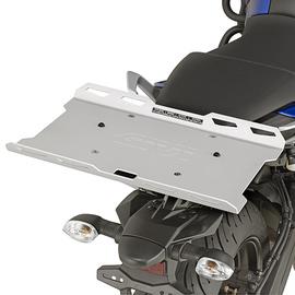 Portabolsa Givi EX2M en aluminio para parrillas Monokey o Monolock