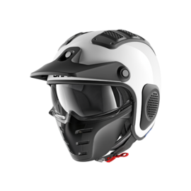 Casco convertible SHARK X-Drak Blanco