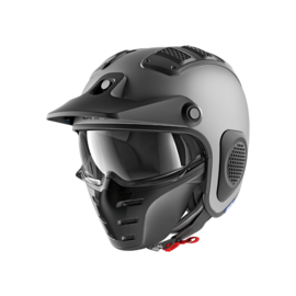 Casco convertible SHARK X-Drak Gris