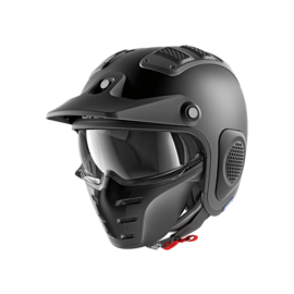 Casco convertible SHARK X-Drak Negro Mate