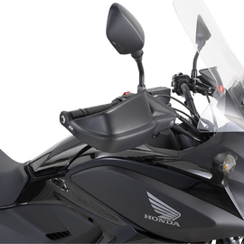 Paramanos Givi HP1111 para moto Honda NC 700 X 12-13 y NC 750 X / DCT 14>