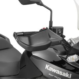 Cubremanos Givi HP4103 para moto KAWASAKI Versys 650 10-20 / Versys 1000 15-18 / Z650 y Z900 17-20 / BMW G310R 17-20