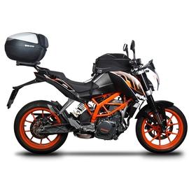 Soporte Baúl Trasero Shad K0DK34ST para KTM Duke 125/390 11-16 Duke 200 11-20