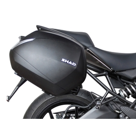 Soporte de maletas laterales Shad K0VR60IF para moto Kawasaki Versys 600/650 10-14