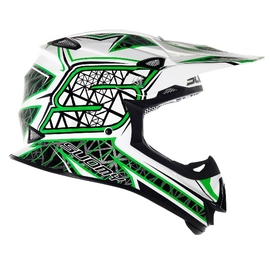 Casco cross Suomy Mr Jump S-Line Green