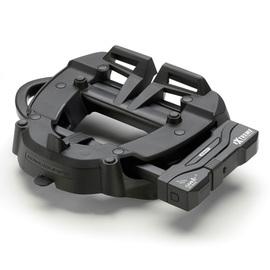 Parrilla Givi M6M Monolock para soportes FZ con espacio para candado en