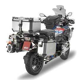 Maleta lateral Givi Trekker Outback 48 Litros en aluminio