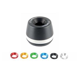 Recambio anillo en aluminio de colores para protectores de caída Lightech