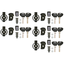Juego 5 llaves con bombín Security Lock Givi