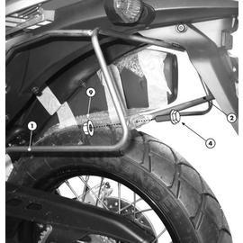 Soporte de alforjas laterales Givi T221 para moto Honda XL 700V Transalp 08-13