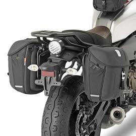 Soporte TMT2126 para alforjas laterales Givi MT501 para moto Yamaha XSR 700 2016
