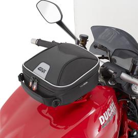 Bolsa sobredepósito moto Givi XS319 con anclaje Tanklock