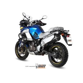 Escape homologado Mivv Speed Edge Acero negro para Yamaha XT 1200 Z SUPERTENERE 10-20