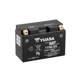 Batería moto Yuasa YT9B-BS sin mantenimiento