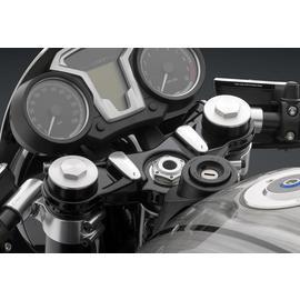 Tapa Rizoma para orificios tija superior BMW R Nine T