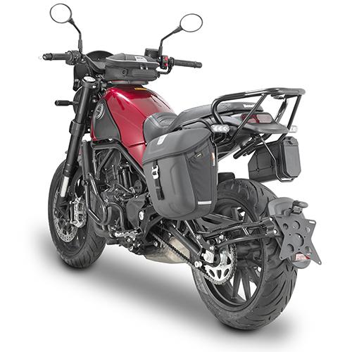 Soporte alforja lateral Givi MT501S para Benelli Leoncino 500 17>
