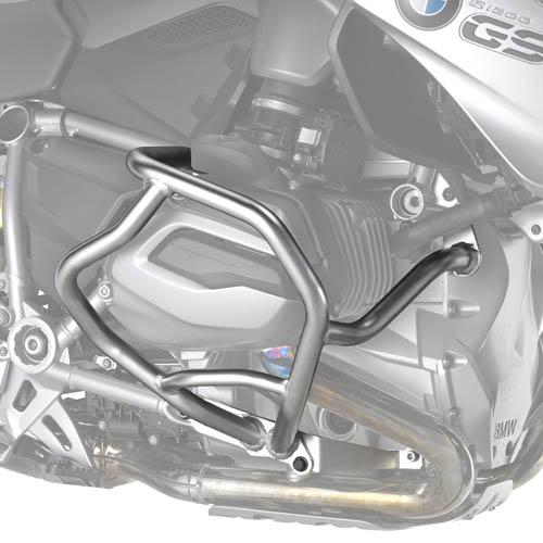Defensas de motor Givi TN5108OX para moto BMW R1200GS LC 13-18 y BMW R1200R / RS 15-18