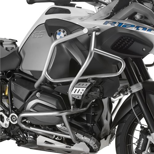 Defensas de motor / depósito Givi TNH5112OX para moto BMW R1200GS LC Adventure 14>