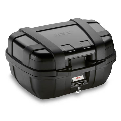 Maleta Givi Trekker Monokey TRK52B 52 Litros en negro